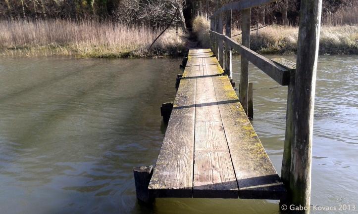 footbridge © Gabor Kovacs 2013