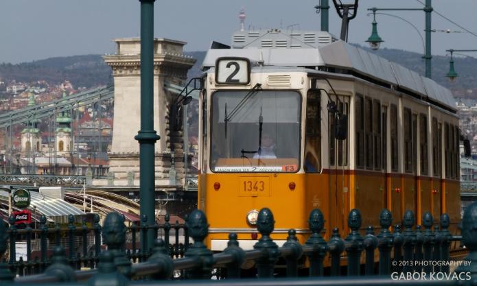 tram, Budapest© 2013 GABOR KOVACS