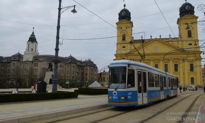 tram, Debrecen © 2013 GABOR KOVACS