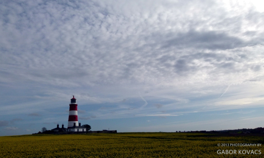 Happisburgh Lighthouse © 2013 PHOTOGRAPHY BY GABOR KOVACS