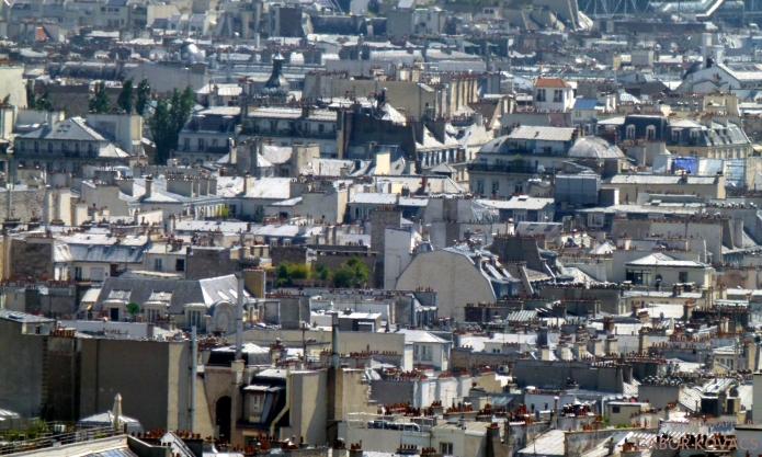 Rooftops of Paris © 2013 GABOR KOVACS