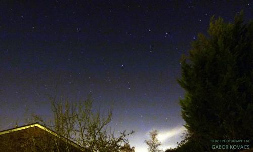 starry sky 3 © 2013 GABOR KOVACS
