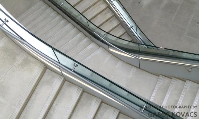 ashmolean staircase © 2014 PHOTOGRAPHY BY GABOR KOVACS