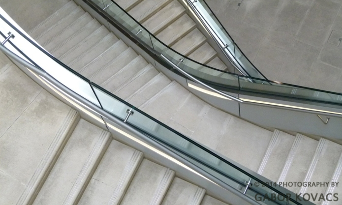 ashmolean staircase © 2014 PHOTOGRAPHY BY GABOR KOVACS