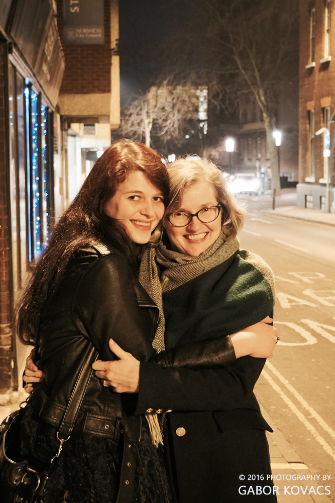 Caroline and Jess, Norwich © 2016 PHOTOGRAPHY BY GABOR KOVACS